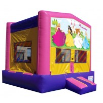 (C) Princess Bounce House