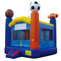 (A) Econo Sports Bounce House