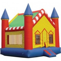(A1) Castle Bounce House