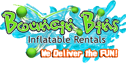 Boise inflatable rentals - slides, bounce houses, obstacle courses, water slides