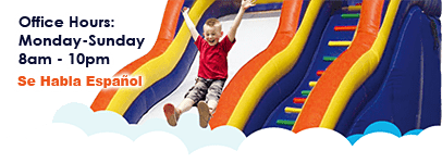 Boise bouncin bins bounce house rentals