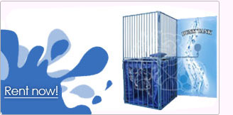 dunk tank rentals boise idaho water games