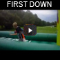 first down bungee basketball rentals idaho