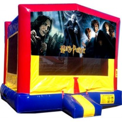 (C) Harry Potter Bounce House