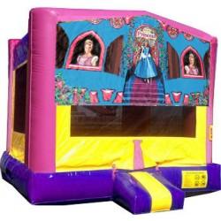 (C) Princess Bounce House