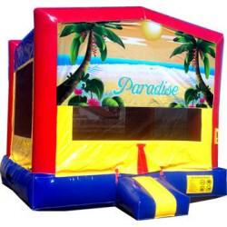 (C) Paradise Bounce House