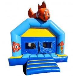 (C ) Nemo Character Bounce House
