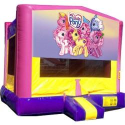 (C) My Little Pony Bounce House