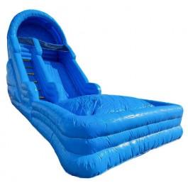 (B) 18ft Screamer Water Slide