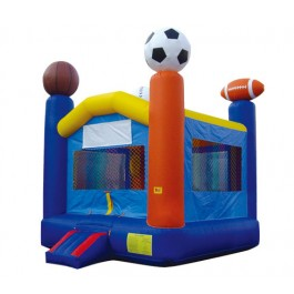 (B) Sports Bounce House