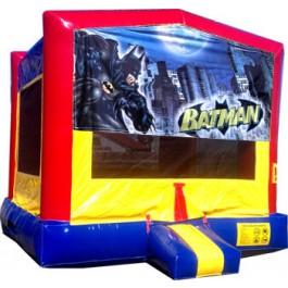 (C) Batman Bounce House