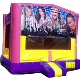 (C) Hannah Montana Bounce House