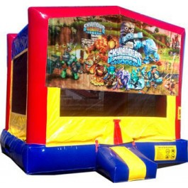 (C) Skylanders Bounce House