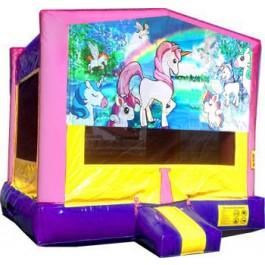 (C) Unicorn Bounce House