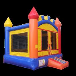 (A) Castle Bounce House