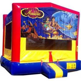 (C) Aladdin Bounce House