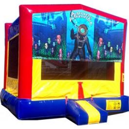 (C) Aquatic Adventure Bounce House