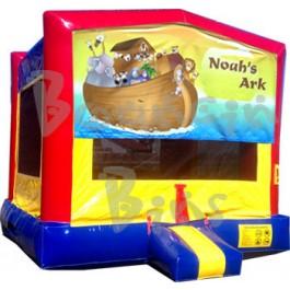 (C) Noah's Ark Bounce House
