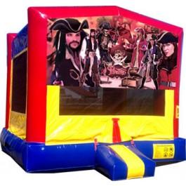 (C) Pirates Bounce House