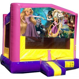 (C) Tangled Bounce House