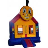 (B) Tom the Train Bounce House