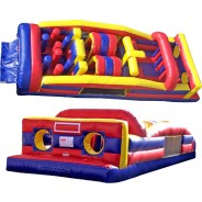 (A) 7 Element Dry Obstacle Course