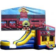 (C) Fire Dog Bounce Slide combo (Wet or Dry)