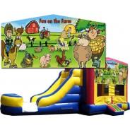 (C) Fun On The Farm 2 Lane combo (Wet or Dry)