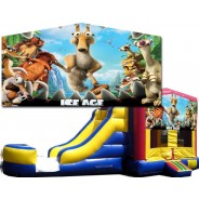 (C) Ice Age Bounce Slide combo (Wet or Dry)