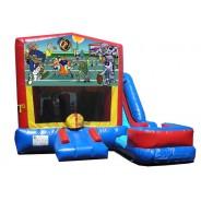(C) Football 7n1 Bounce Slide combo (Wet or Dry)