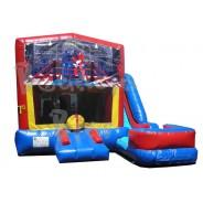 (C) Robo Gym 7N1 Bounce Slide combo (Wet or Dry)