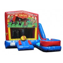 (C) Circus 7n1 Bounce Slide combo (Wet or Dry)