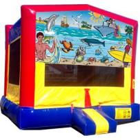 (C) Seaside Bounce House