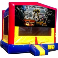 (C) Transformers Bounce House