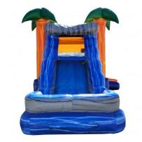 (B) Jungle Bounce Slide combo (Wet or Dry)