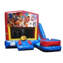 (C) Coco 7N1 Bounce Slide combo (Wet or Dry)