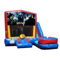 (C) Harry Potter 7N1 Bounce Slide combo (Wet or Dry)