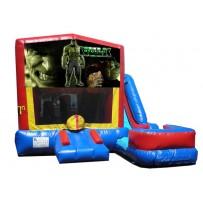 (C) Hulk 7n1 Bounce Slide combo (Wet or Dry)