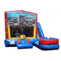 (C) Speedway 7N1 Bounce Slide combo (Wet or Dry)