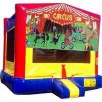 (C) Circus Bounce House