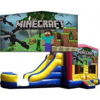 (C) Minecraft 2 lane combo (Wet or Dry)