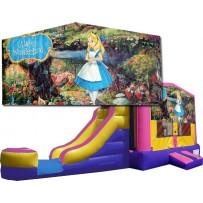 (C) Alice in Wonderland 2 Lane combo (Wet or Dry)