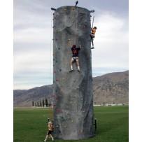 (D) 30ft Rock Wall