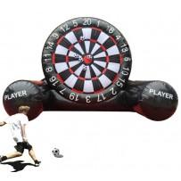 (A) Giant Velcro Dart Soccer