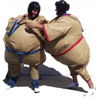 (B) Adult Inflatable Sumo