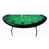three card poker rental table