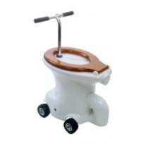 (C) Toilet Racers