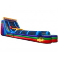 (D) Vertical Rush Dual Lane Slip n Slide