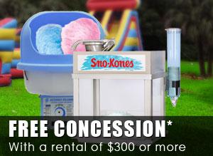concession coupon
